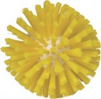 Szczotka cylindryczna do rur i urządzeń, średnia, żółta, średnica 135 mm, VIKAN 70356