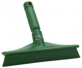 Ultrahigieniczna ściągaczka stołowa zmini uchwytem, zielona, 245 mm, VIKAN 71252