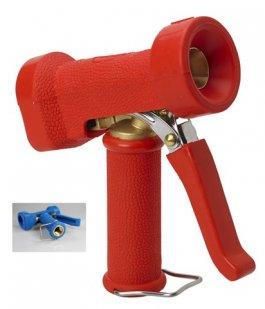 Pistolet do wody, czerwony, 145 mm, VIKAN 93244
