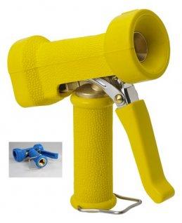Pistolet do wody, żółty, 145 mm, VIKAN 93246