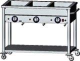 Bemar jezdny 3-komorowy BE-3JS (2,4 kW)