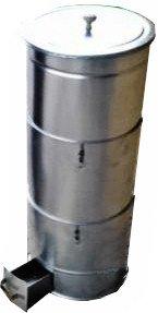 Wędzarnia PROFITON MAX 3, ocynkowana