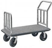 Transportowy wózek bagażowy, szer. 61cm, dł. 110cm