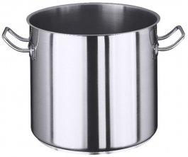 Garnek wysoki do zupy, satyna, poj. 10l, model 2101/240