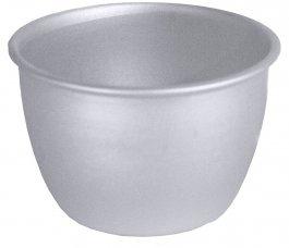 Aluminiowa forma do puddingu, wymiary 7,2x5cm, pojemność 175ml, model 4022/075
