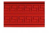 Mata do pieczenia 60x8cm, wzór grecki, meandry, forma meander
