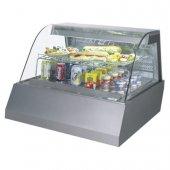 Witryna chłodnicza z agregatem wewnętrznym. Do zastosowania w gastronomii, fast-foodach, cukierniach, kawiarniach itp.