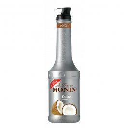 Puree kokosowe, kokos MONIN PUREE COCONUT, poj. 1l