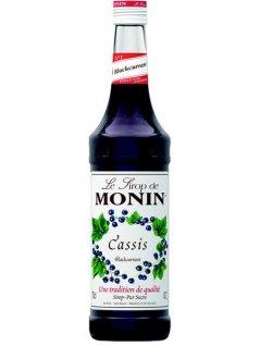 Syrop czarna porzeczka MONIN CASSIS BLACKCURRANT, poj. 0,25l