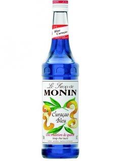 Syrop blue curacao MONIN CURACAO BLUE, poj. 0,7l