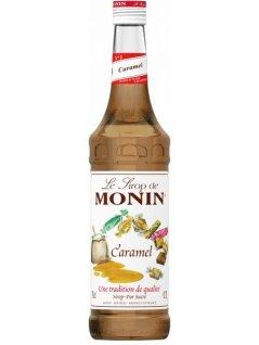 Syrop karmelowy MONIN CARAMEL, pojemność 0,7l