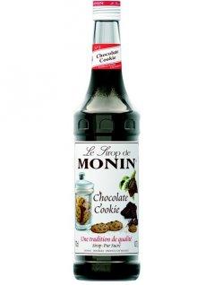 Syrop ciasteczka czekoladowe MONIN CHOCOLATE COOKIE, poj. 0,7l