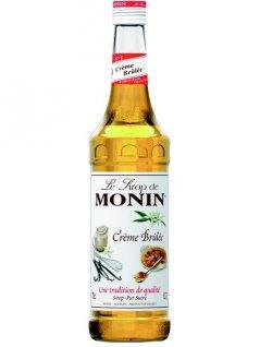 Syrop creme brulee MONIN CREME BRULEE, poj. 0,7l