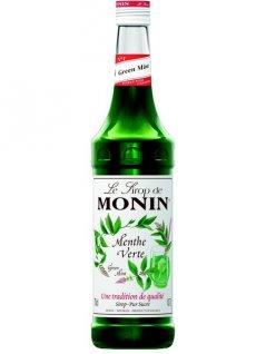 Syrop zielona mięta MONIN MENTHE VERTE GREEN MINT, poj. 0,7l