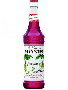 Syrop grenadyna MONIN GRENADINE, pojemność 0,7l
