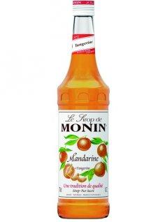 Syrop mandarynka MONIN MANDARINE TANGERINE, poj, 0,7l