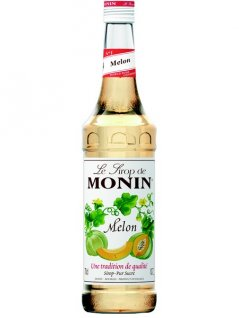 Syrop melonowy MONIN MELON, pojemność 0,7l