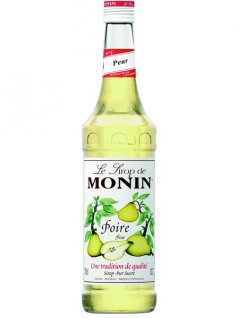 Syrop gruszkowy MONIN POIRE PEAR, pojemność 0,7l
