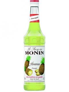 Syrop ananasowy MONIN ANANAS PINEAPPLE, poj. 0,7l