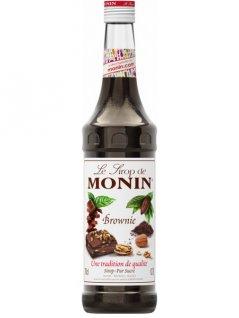 Syrop brownie MONIN WALNUT BROWNIE, pojemność 0,7l