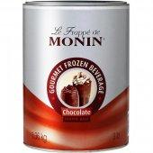 Baza czekoladowa MONIN CHOCOLATE FRAPPE BASE, waga 1,36kg