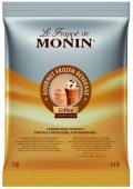 Baza kawowa do frappe MONIN COFFEE FRAPPE BASE, waga 2 kg