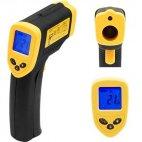 Termometr cyfrowy bezdotykowy, wielofunkcyjny, 620711