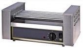 Pogdrzewacz z regulowanym poziomem grzania umożliwia utrzymanie parówek w odpowiedniej temperaturze.