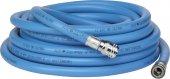 Wąż PCV do ciepłej wody, 1/2 cala, niebieski, 10 metrów, VIKAN 93353
