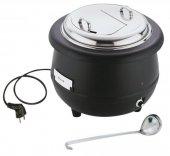 Podgrzewacz elektryczny SUNNEX do zupy, poj. 10 l, czarny, APS 11910