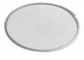 Siatka aluminiowa do pizzy, elastyczna, okrągła, średnica 20cm