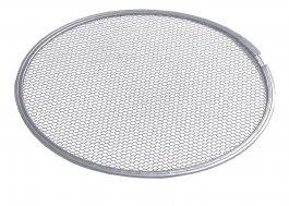 Siatka aluminiowa do pizzy, siatka elastyczna, okrągła, średnica 25 cm, model 1747/250