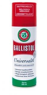 Olej konserwujący waerozolu BALLISTOL, poj. 200 ml