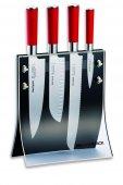 Zestaw 4 noży Red Spirit w bloku 4KNIFES z tworzywa, DICK 8177200