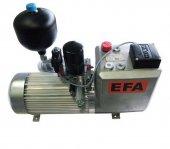 Agregat hydrauliczny do kleszczy rozbiorowych, zasilanie 230/ 400 V, EFA 001972461