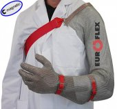 Rękawica MAGNETIC z ochroną ramienia, nierdzewna, brązowa, rozmiar 5, size XXS, HC249AS M