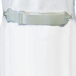 Pas biodrowy do fartucha EF70, 75, EM7550, bolera BO85, 90 iBOL90, polipropylenowy, biały, KBG50HWPP
