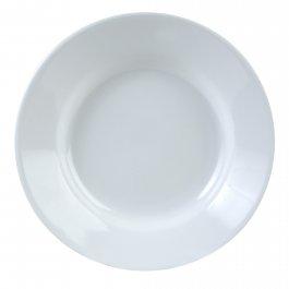 Talerz głęboki 30cl CUPIDO, porcelanowy, średnica 31cm, biały, BBM 26410