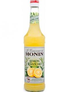 Koncentrat cytrynowy MONIN LEMON RANTCHO, poj. 1l