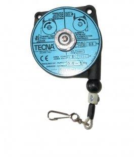 Balanser, odciążnik, przeciwwaga 0,4-1,0 kg, nylonowa linka, długość 160 cm, TECNA 9301NY