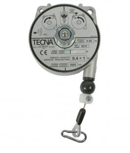 Balanser, odciążnik, przeciwwaga 1,0-2,0 kg,, linka polipropylenowa 1600mm, TECNA 9312NY