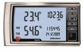 Termohigrometr do pomiaru temperatury, wilgotności i ciśnienia barometrycznego, TESTO 622