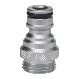 Złącze zgwintem 1/2 cala do kranów wewnętrznych, mosiądz, chromowane, VIKAN TRANSPORT 070952