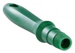Styl mini, mini uchwyt do 5380, 2910, 2912, 7011 i7013, zielony, śr. 30 mm, dł. 160 mm, VIKAN 29342