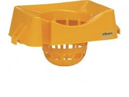 Wyżymaczka do mopa, wyciskacz mopów do wiadra 375018, pomarańczowy, VIKAN 376016