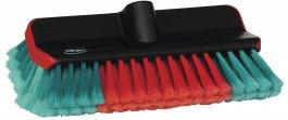 Samochodowa szczotka kątowa High-Low do mycia, miękka, czarna, 280 mm, VIKAN TRANSPORT 524752