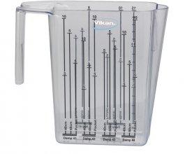 Dzbanek do przygotowywania mopów, pojemnik 1,5 litra, VIKAN 581110