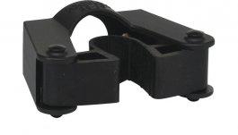 Zapasowy uchwyt do styla ośrednicy 25-35 mm, do wózków do sprzątania, czarny, 82 mm, VIKAN 583011