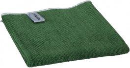 Ściereczka zmikrofibry, ścierka do sprzątania, zielona, 40x40 cm, VIKAN 691142