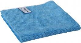 Ściereczka zmikrofibry, ścierka do sprzątania, niebieska, 40x40 cm, VIKAN 691143